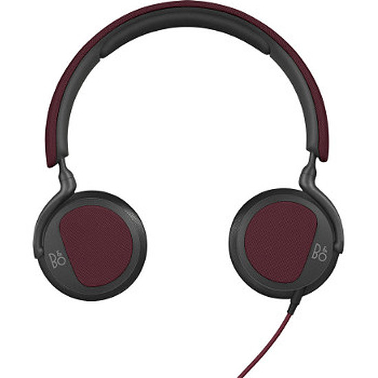 Casque Audio B&O Play H2 Rouge