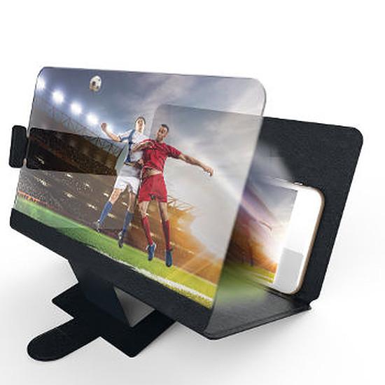 Autres accessoires  Daewoo-Agrandisseur d'écran pour smartphone (noir)