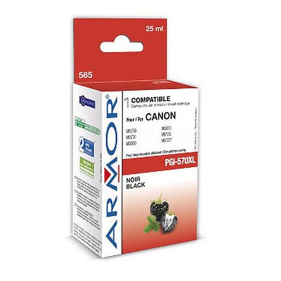 Cartouche imprimante Armor Compatible Canon PGI-570XL - Noir