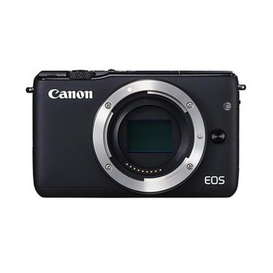 Appareil photo hybride Canon EOS M10 Noir (boitier nu)