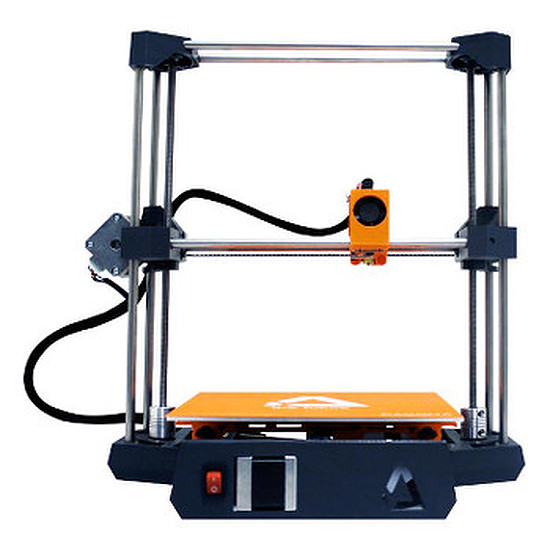 Imprimante 3D Dagoma DiscoEasy 200 - Montée
