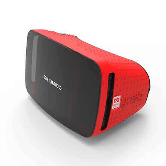 Réalité Virtuelle Homido Grab - Rouge