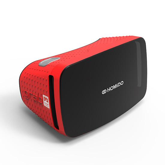 Réalité Virtuelle Homido Grab - Rouge - Autre vue
