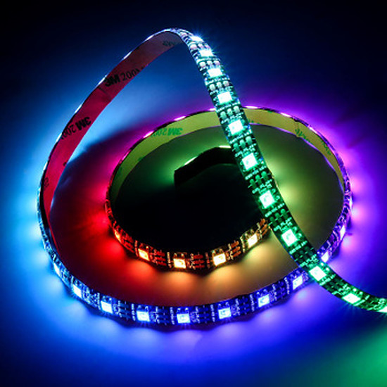 Filtre anti-poussière Lamptron FlexLight Multi RGB LEDs Programmable 5m