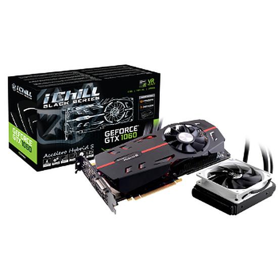 Carte graphique Inno3D GeForce GTX 1060 iChill Black - 6 Go