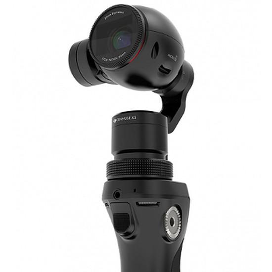 Caméra sport Dji Caméra stabilisée 4K Osmo Kit Accessoires Sport