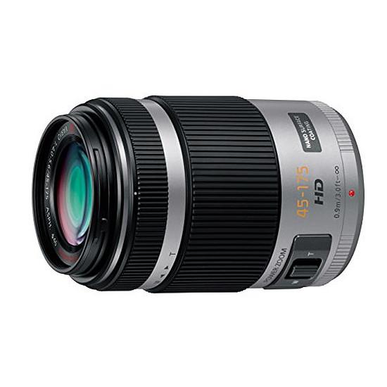 Objectif pour appareil photo Panasonic Lumix G 45-175mm f/4.0-5.6 Silver - Autre vue