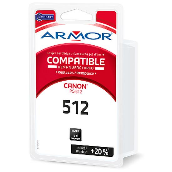 Cartouche imprimante Armor Compatible Canon PG-512 - Noir