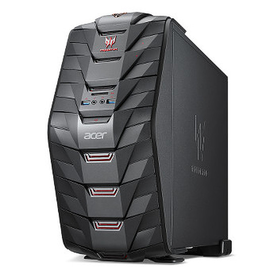 PC de bureau Acer Predator G3-710 - i7 - 8 Go - SSD - GTX 1070