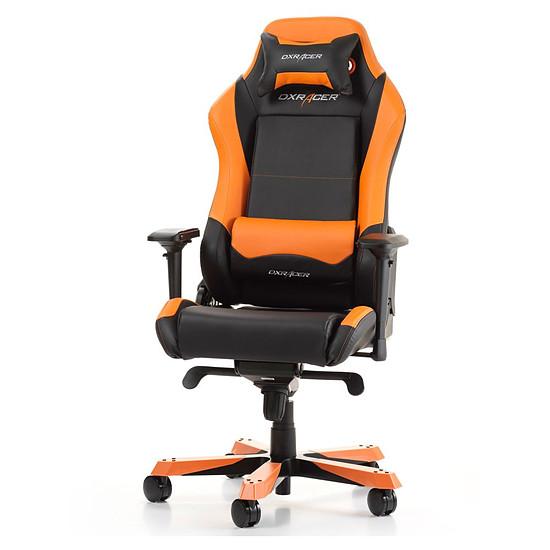 Fauteuil / Siège Gamer DXRacer Iron I11 - Orange - Autre vue