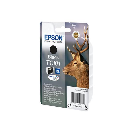 Cartouche imprimante Epson T1301 XL Noir - C13T13014012 - Autre vue