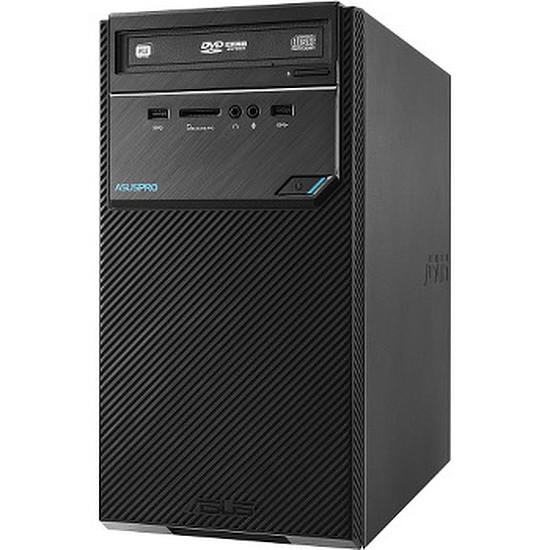 PC de bureau ASUSPRO D320MT-I36098005CB - i3 - 4 Go - 1To