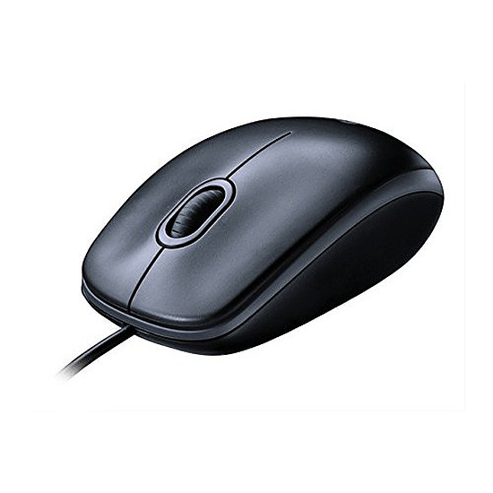Souris PC Logitech M100 - Noir - Autre vue