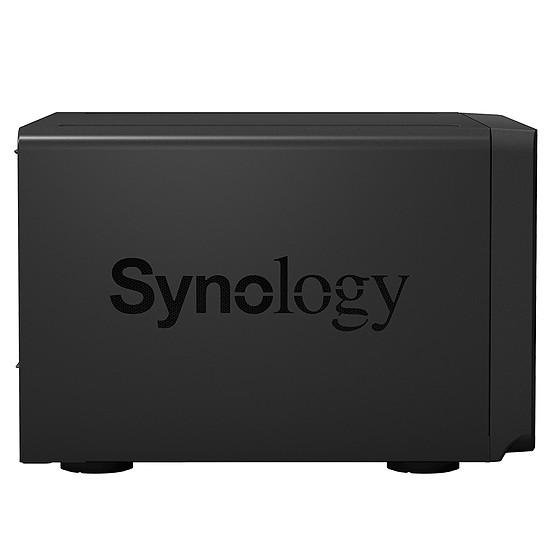Serveur NAS Synology DX517 - Unité d'extension pour NAS DS1517+/DS1817+ - Autre vue