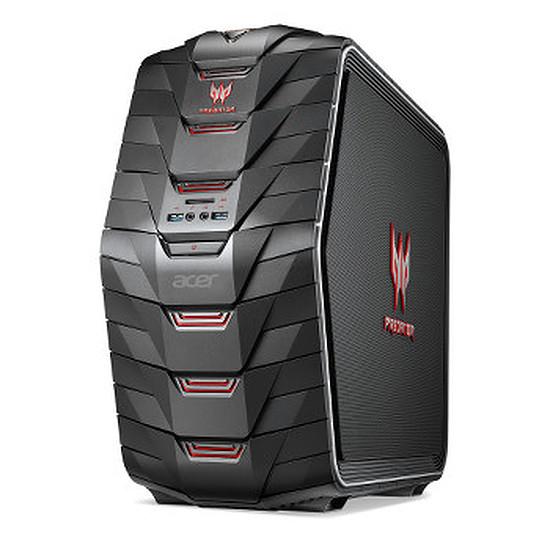 PC de bureau Acer Predator G6-710 - i7 - 16Go - SSD - GTX 1070