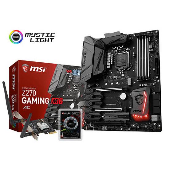 Carte mère MSI Z270 GAMING M6 AC