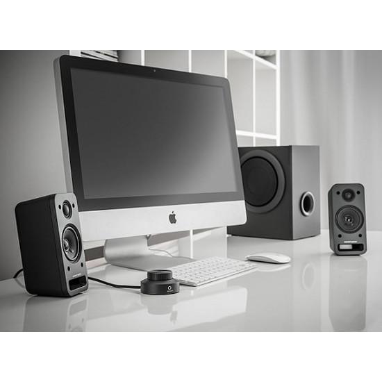 Enceintes PC Wavemaster MX3+ - Autre vue
