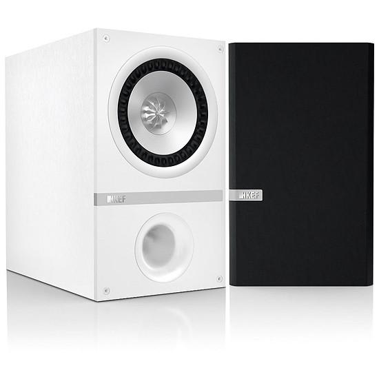 Enceintes HiFi / Home-Cinéma KEF Q100V Blanche (la paire)