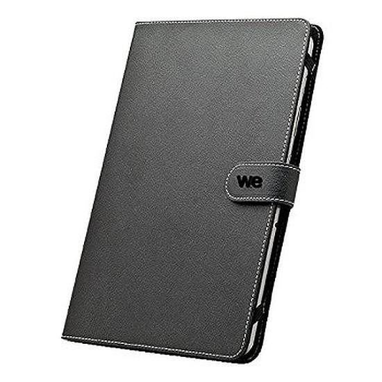 """Accessoires tablette tactile WE Housse de protection universelle 7/8"""" - Noir"""