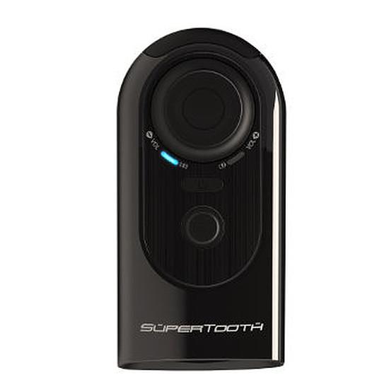 Accessoires Auto SuperTooth HD Voice kit mains-libres voiture bluetooth (noir)