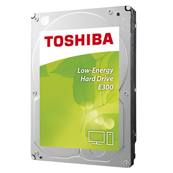 Disque dur interne Toshiba E300 - 3 To