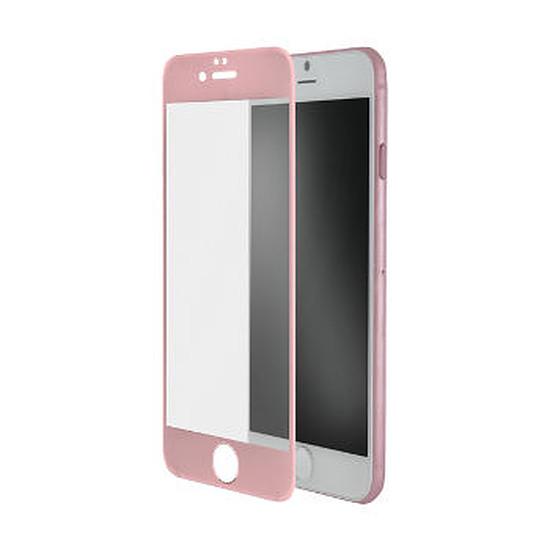 Protection d'écran BigBen Connected Film en verre trempé (rose) - iPhone 6s