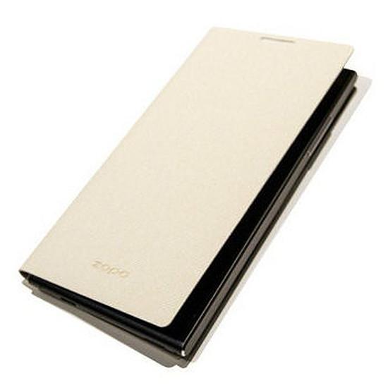 Coque et housse Zopo Flip Cover (blanc) - Zopo ZP720