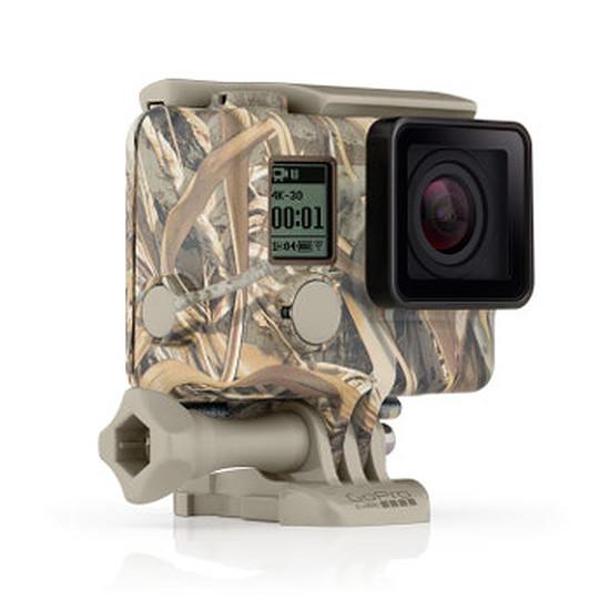Caméra sport GoPro Boîtier camouflage + QuickClip (Realtree Max-5®)