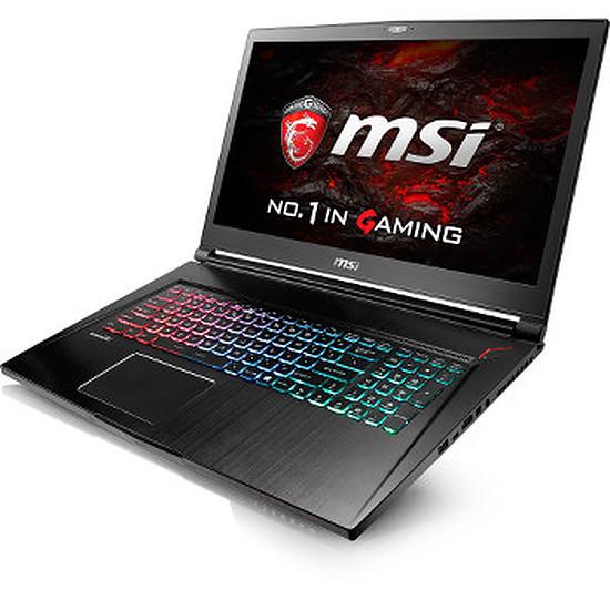 PC portable MSI GS73VR 6RF-015FR - i7 - 16 Go - SSD - GTX 1060