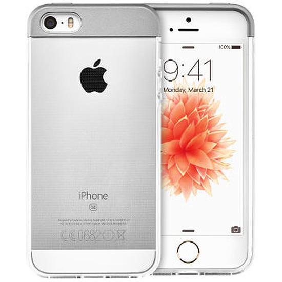 Coque et housse Qdos Coque Topper (argent) - iPhone SE