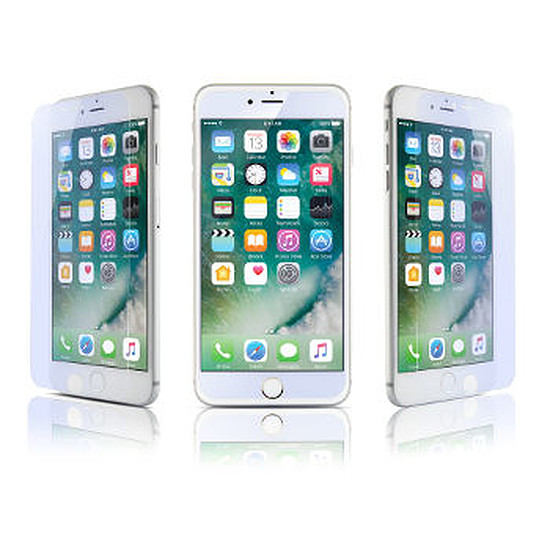 Protection d'écran Qdos Verre trempé Anti lumière bleue - iPhone 7 Plus