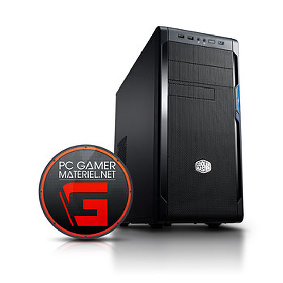 PC de bureau Materiel.net Player Two [ Win10 - PC Gamer ]