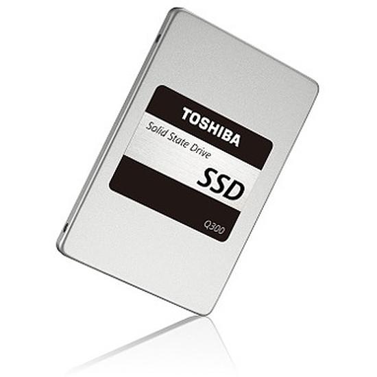 Disque SSD Toshiba A100 - 120 Go