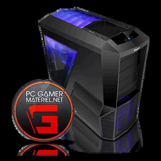 PC de bureau Materiel.net Banshee - Edition Kaby Lake [ Win10 - PC Gamer ]