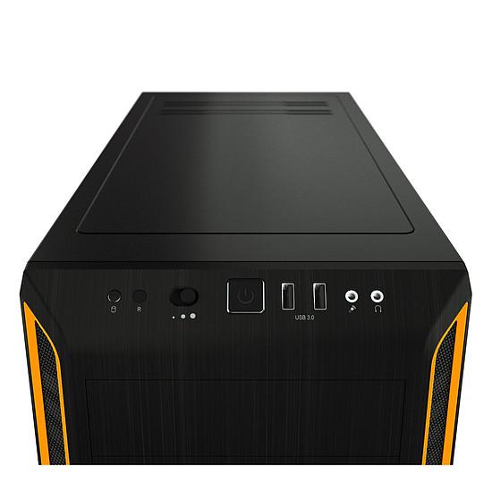 Boîtier PC Be Quiet Pure Base 600 Window Orange - Autre vue