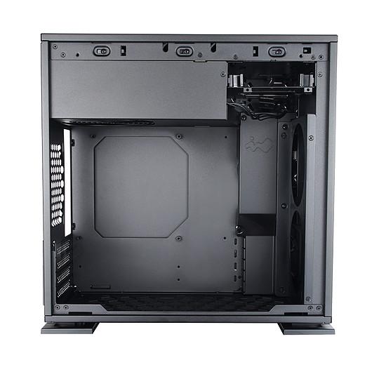 Boîtier PC In Win 301 Noir + alimentation 450W 80PLUS Bronze - Autre vue