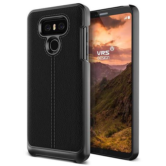 Coque et housse VRS Design Coque Simpli Mod (noir) - LG G6
