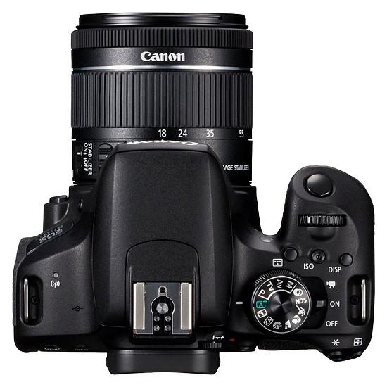 Appareil photo Reflex Canon EOS 800D + 18-55 IS STM - Autre vue