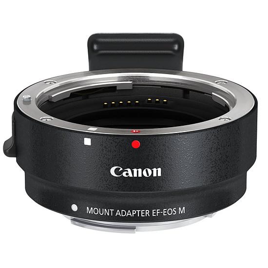 Objectif pour appareil photo Canon Bague d'adaptation EF-EOS M - Autre vue