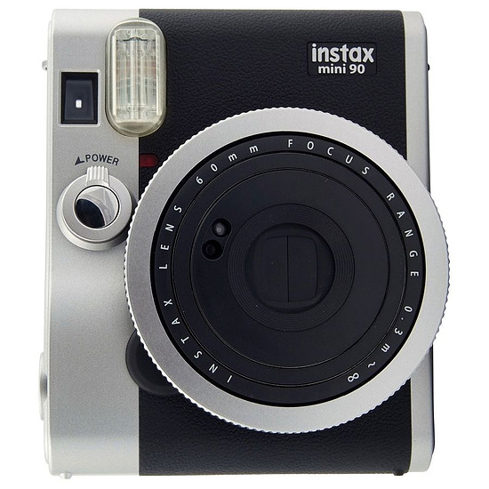 Appareil photo compact ou bridge Fujifilm Instax MINI 90 Neo Classic Noir