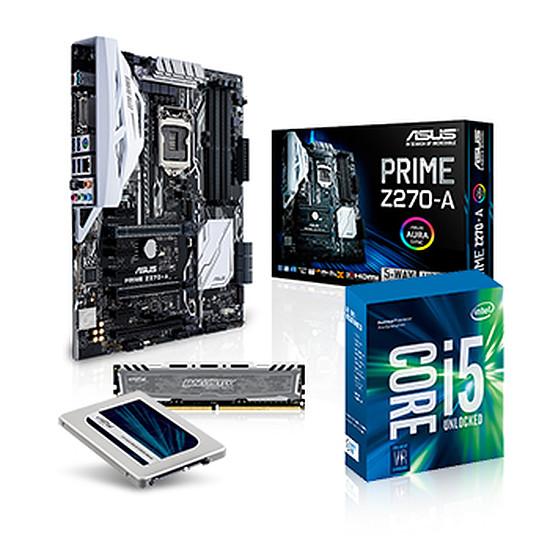 Kit d'évolution PC Materiel.net Battle Kit + SSD 275 Go