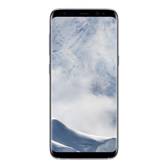 Smartphone et téléphone mobile Samsung Galaxy S8 (argent polaire) - 4 Go - 64 Go