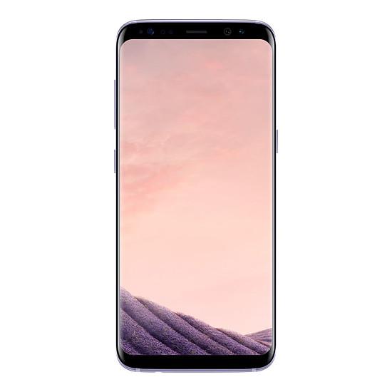 Smartphone et téléphone mobile Samsung Galaxy S8 (orchidée) - 4 Go - 64 Go
