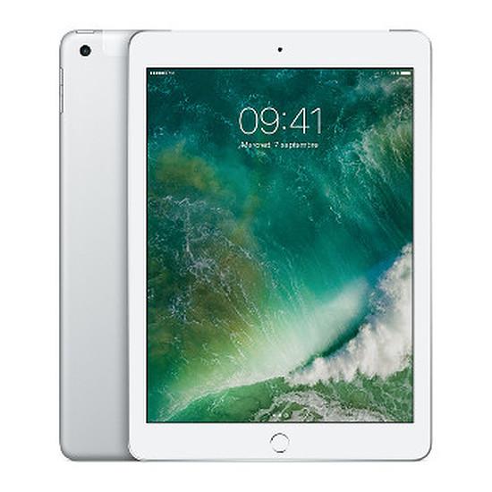 Tablette Apple iPad Wi-Fi + Cellular - 128 Go - Argent