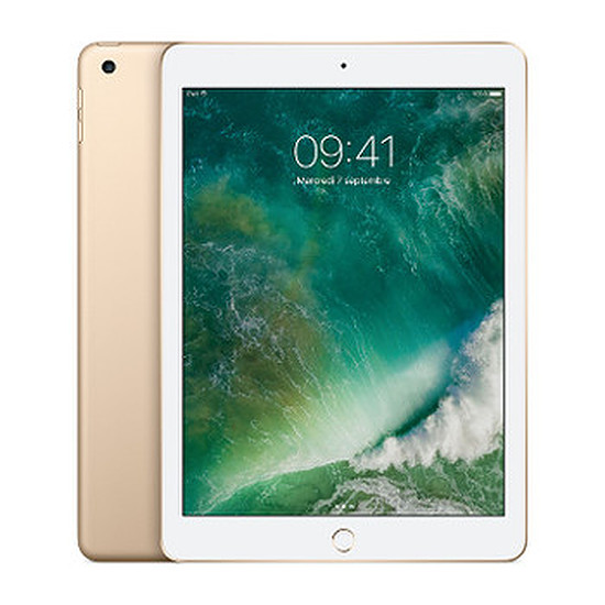 Tablette Apple iPad Wi-Fi - 128 Go - Gold