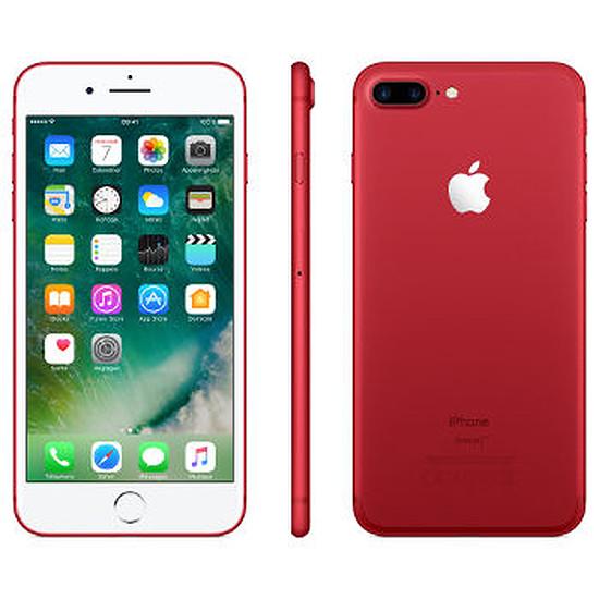 Smartphone et téléphone mobile Apple iPhone 7 Plus (rouge special edition) - 256 Go