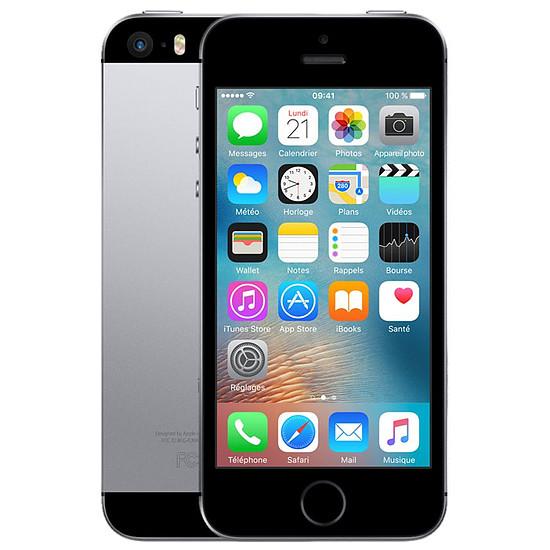 Smartphone et téléphone mobile Apple iPhone SE (gris sidéral) - 32 Go