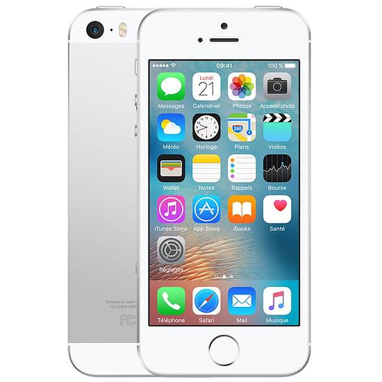Smartphone et téléphone mobile Apple iPhone SE (argent) - 128 Go
