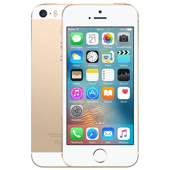Smartphone et téléphone mobile Apple iPhone SE (or) - 128 Go