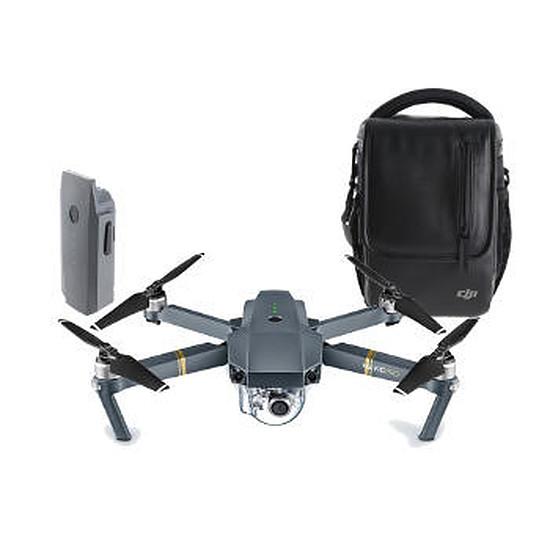 Drone Dji Mavic Pro + sac + batterie